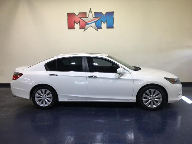Pre-Owned 2013 Honda Accord 4dr I4 CVT EX-L