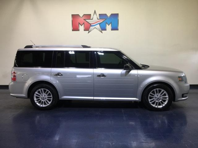 Pre-Owned 2015 Ford Flex 4dr SEL AWD