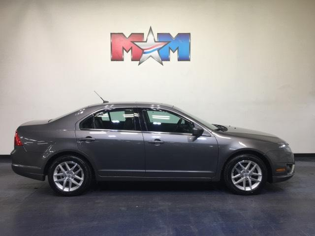 Pre-Owned 2011 Ford Fusion 4dr Sdn SEL AWD