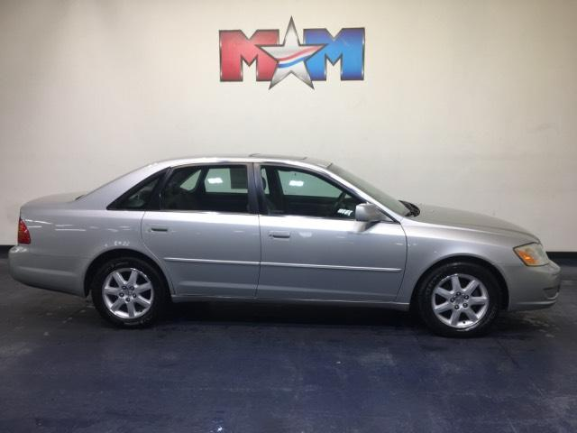 Pre-Owned 2002 Toyota Avalon 4dr Sdn XLS w/Bucket Seats