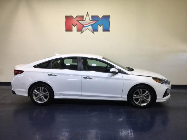 Pre-Owned 2018 Hyundai Sonata SEL 2.4L SULEV *Ltd Avail*
