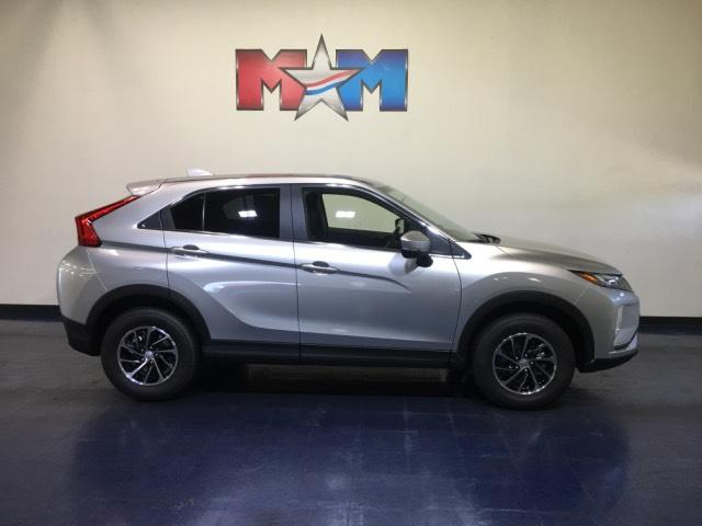 New 2020 Mitsubishi Eclipse Cross ES S-AWC