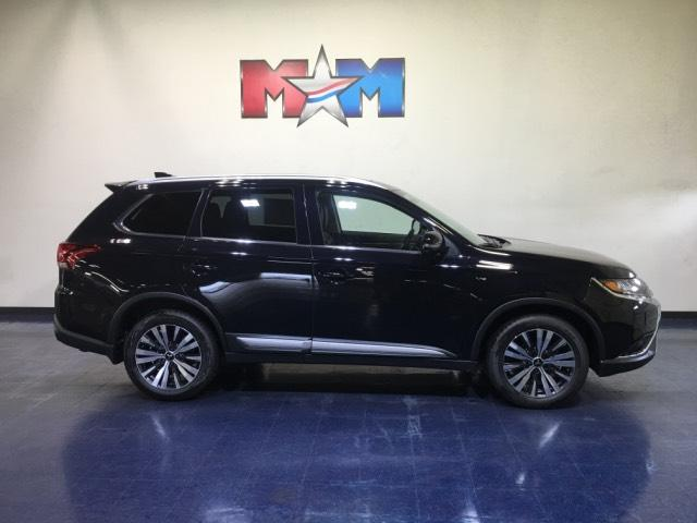 New 2019 Mitsubishi Outlander GT S-AWC