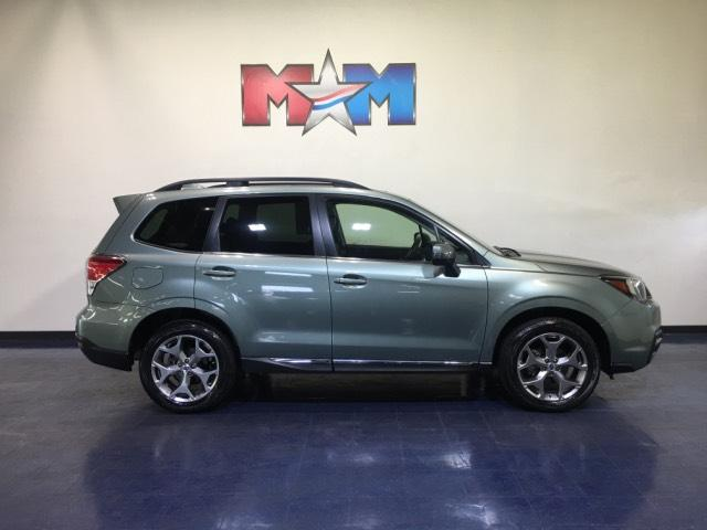 Certified Pre-Owned 2017 Subaru Forester 2.5i Touring CVT