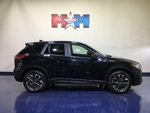 Pre-Owned 2016 Mazda CX-5 2016.5 AWD 4dr Auto Grand Touring