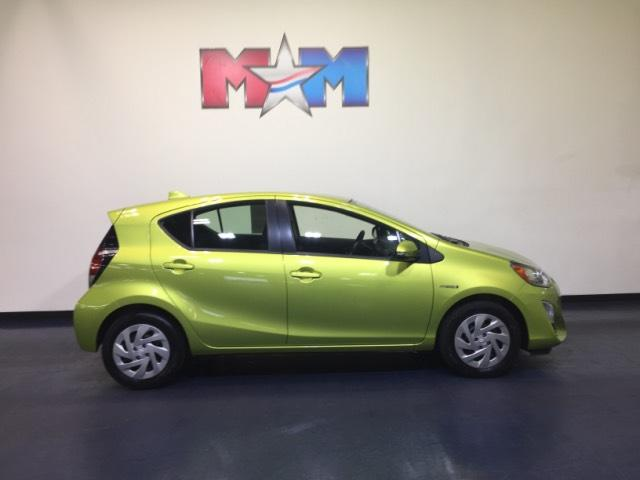 Certified Pre-Owned 2016 Toyota Prius c 5dr HB Two