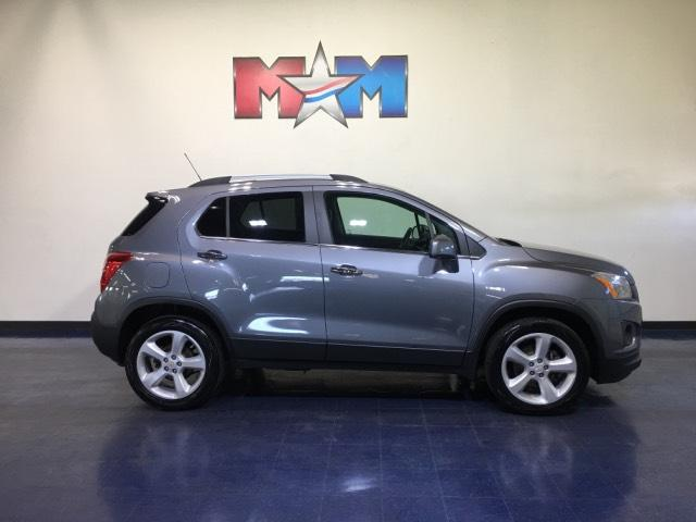 Pre-Owned 2015 Chevrolet Trax AWD 4dr LTZ