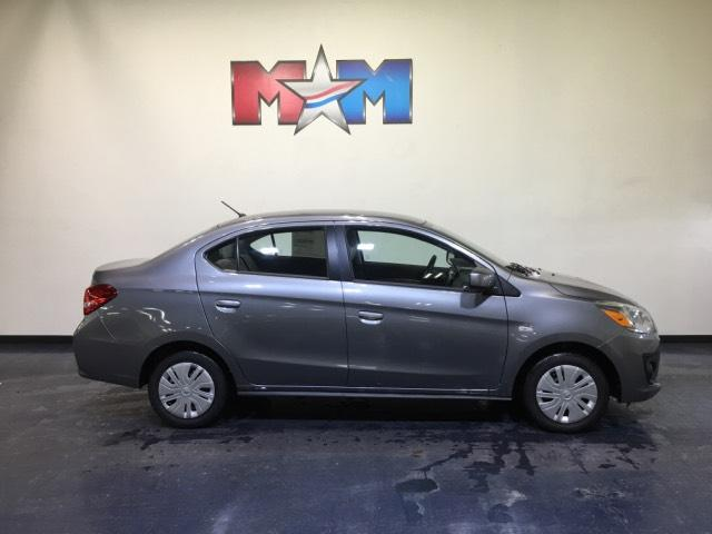 New 2019 Mitsubishi Mirage G4 ES Manual