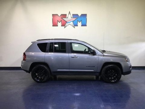 Pre-Owned 2015 Jeep Compass FWD 4dr Altitude Edition