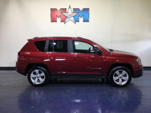 Pre-Owned 2017 Jeep Compass Sport FWD *Ltd Avail*