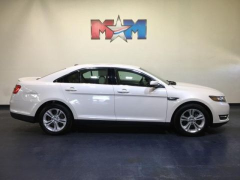 Pre-Owned 2018 Ford Taurus SEL FWD