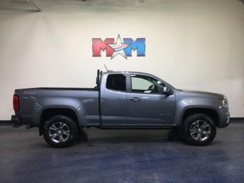 Pre-Owned 2019 Chevrolet Colorado 4WD Ext Cab 128.3 Z71