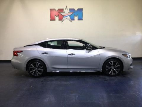 Pre-Owned 2017 Nissan Maxima SV 3.5L