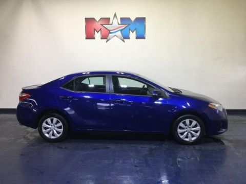 Pre-Owned 2014 Toyota Corolla 4dr Sdn CVT S