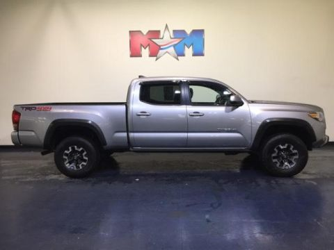 Pre-Owned 2016 Toyota Tacoma 4WD Double Cab LB V6 AT TRD Off Roa