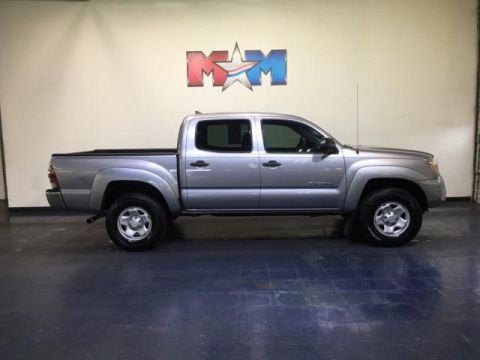 Pre-Owned 2015 Toyota Tacoma 2WD Double Cab V6 AT PreRunner