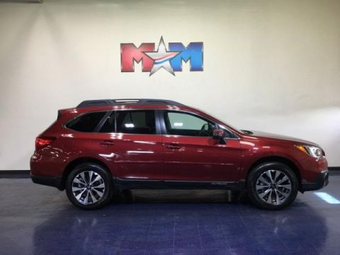 Certified Pre-Owned 2016 Subaru Outback 4dr Wgn 2.5i Limited PZEV