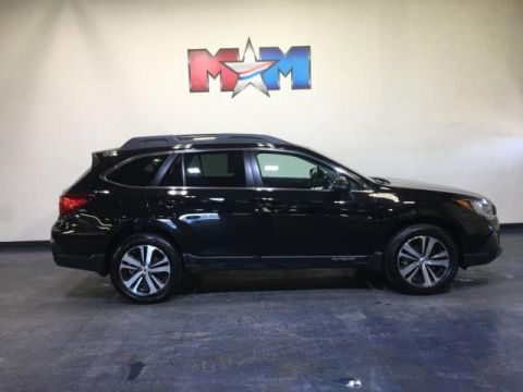 Certified Pre-Owned 2018 Subaru Outback 3.6R Limited