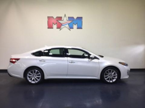 Pre-Owned 2013 Toyota Avalon 4dr Sdn Limited