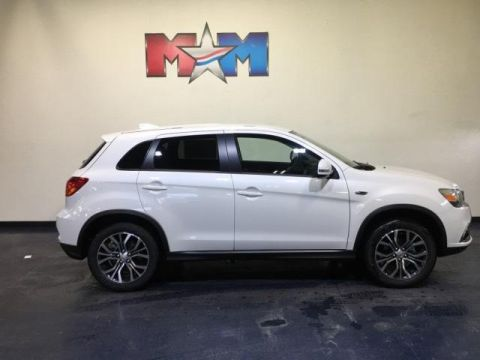 New 2019 Mitsubishi Outlander Sport ES 2.0 Manual