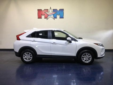 Pre-Owned 2018 Mitsubishi Eclipse Cross ES FWD