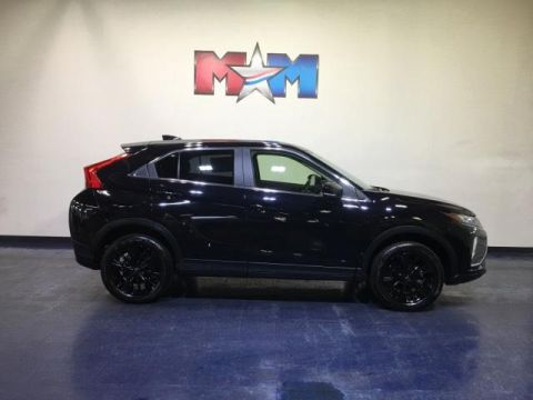 Pre-Owned 2018 Mitsubishi Eclipse Cross LE S-AWC