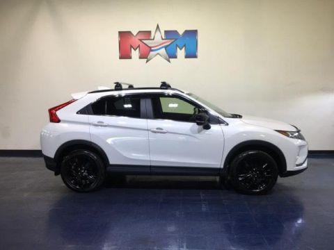 Pre-Owned 2019 Mitsubishi Eclipse Cross LE S-AWC *Ltd Avail*