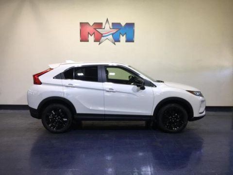 New 2019 Mitsubishi Eclipse Cross LE S-AWC