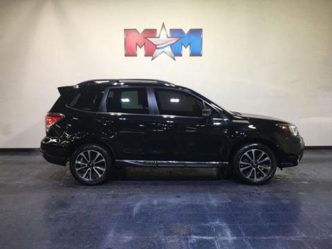 Certified Pre-Owned 2018 Subaru Forester 2.0XT Touring CVT