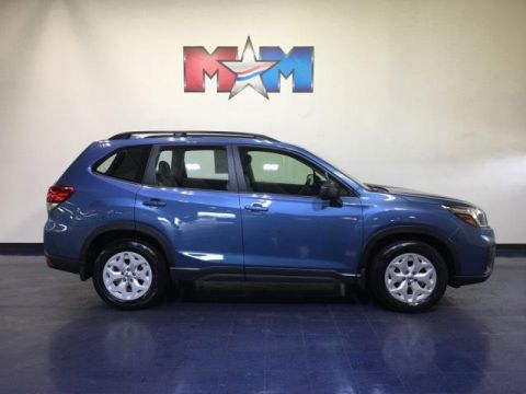 Pre-Owned 2019 Subaru Forester 2.5i
