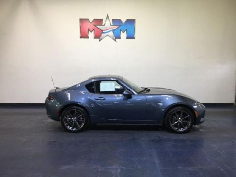Pre-Owned 2017 Mazda MX-5 Miata RF Grand Touring Auto