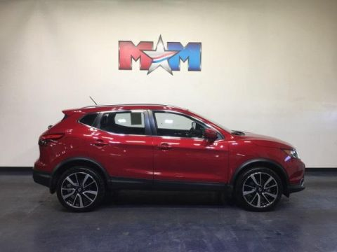 Pre-Owned 2018 Nissan Rogue Sport 2018.5 AWD SL