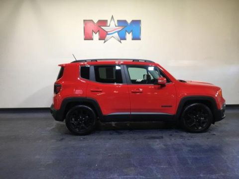 Pre-Owned 2017 Jeep Renegade Altitude FWD